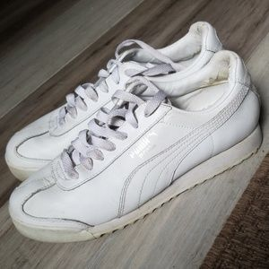 Puma Leather Roma Sneakers